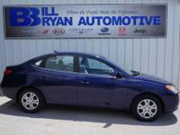 2010 Hyundai Elantra 4dr Car GLS Our Location is: Bill