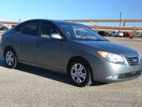 2010 Hyundai Elantra 4dr Car GLS Our Location is: Allen