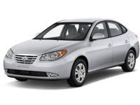 This 2010 Hyundai Elantra is a great pick. With so many