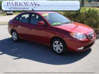 Options Included: N/AThis 2010 Hyundai Elantra GLS is a