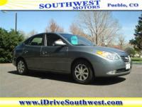 This vehicle is absolutely gorgeous! This 2010 Hyundai
