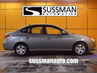 This outstanding example of a 2010 Hyundai Elantra GLS