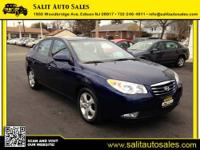 This is a one owner 2010 Hyundai Elantra GLS with