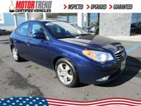 Check out this 2010 Hyundai Elantra GLS before someone