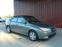 Options Included: N/A2010 HYUNDAI ELANTRA SE SEDAN,
