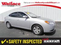 2010 HYUNDAI ELANTRA SEDAN 4 DOOR 4dr Sdn Auto GLS Our