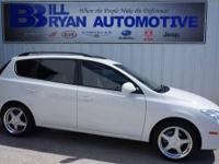 2010 Hyundai Elantra Touring Station Wagon GLS Our