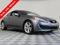 2010 Hyundai Genesis Coupe with only 24476 on the