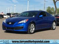 Only 74,092 Miles! This Hyundai Genesis Coupe delivers