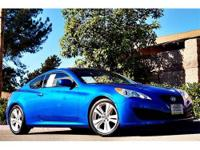 2010 Hyundai Genesis Coupe 2dr 2.0T Auto Condition:Used