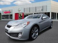 2010 HYUNDAI GENESIS COUPE 2dr Car Our Location is: