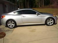 Accepting Reasonable Offers: 2010 HYUNDAI GENESIS COUPE