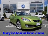 2010 Hyundai Genesis Coupe 3.8 (M6) Our Location is: