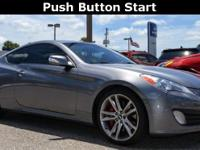 This Genesis Coupe features: Bluetooth, Push Button
