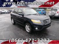 This Hyundai Santa Fe is ready and waiting for you to