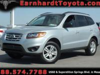 We are pleased to offer you this 2010 Hyundai Santa Fe