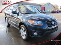 *TECHNOLOGY FEATURES:* This Hyundai Santa Fe Includes