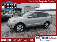 2010 Hyundai Santa Fe SE, One Owner Trade In, Only