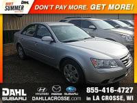 2010 Hyundai Sonata GLS Clean CARFAX. Local Trade, Well