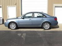 Exterior Color: slate blue, Body: Sedan 4dr Car,