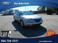 Don Bohn Ford presents this 2010 HYUNDAI SONATA 4DR SDN