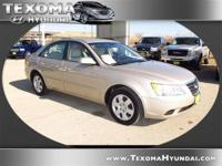 Special Web Pricing on this tip-top 2010 Sonata GLS.