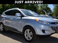 This Tucson features: 4WD. 28/21 Highway/City MPG  Buy