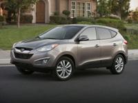 2010 Hyundai Tucson GLS      *****.        Thank you