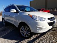 Recent Arrival!   2010 Hyundai Tucson Limited FWD