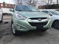 Drive away with this beautiful 2010 Hyundai Tucson.