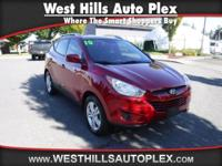This 2010 Hyundai Tucson GLS will sell fast Priced to