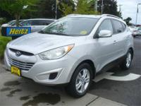This 2010 Hyundai Tucson Limited is offered to you for