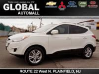 2010 Hyundai Tucson SUV AWD GLS Our Location is: Global