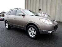 This outstanding example of a 2010 Hyundai Veracruz GLS
