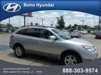 2010 HYUNDAI Veracruz SUV FWD 4dr GLS Our Location is: