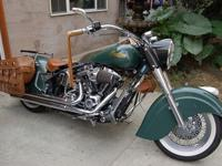 I'm selling my Indian motorcycle, DMV Paper work begun