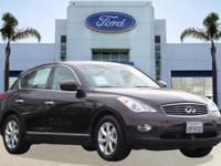 Options:  2010 Infiniti Ex35 Awd|Brown19/|V6 3.5L