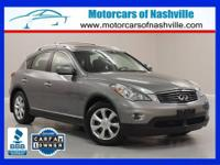 This 2010 Infiniti EX35 4dr AWD 4dr Journey SUV