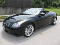 2010 Infiniti G37 Convertible 2dr Car Sport Our