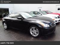 2010 Infiniti G37 Convertible Our Location is: