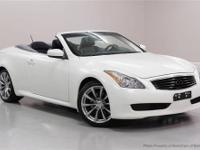 This 2010 Infiniti G37 Convertible 2dr 2dr Base