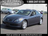 2010 Infiniti G37 Coupe 2dr Car x Our Location is: MJ