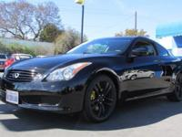 This 2010 Infiniti G37 Coupe 2dr 2dr Base RWD Coupe