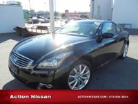 This 2010 Infiniti G37 Coupe 2dr 2dr x AWD Coupe