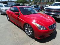 Check out this 2010 INFINITI G37 Coupe . Its Automatic