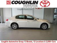 New Price! Clean CARFAX. This 2010 INFINITI G37 X in