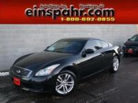 This sweet AWD G37X was owned by a local customer who