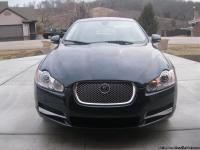 Beautiful 2010 Jaguar XF Indigo Blue, Tan Leather