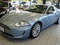 2010 JAGUAR XK 2dr Car w/Navigation Our Location is: