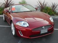 This 2010 Jaguar XK is offered to you for sale by San